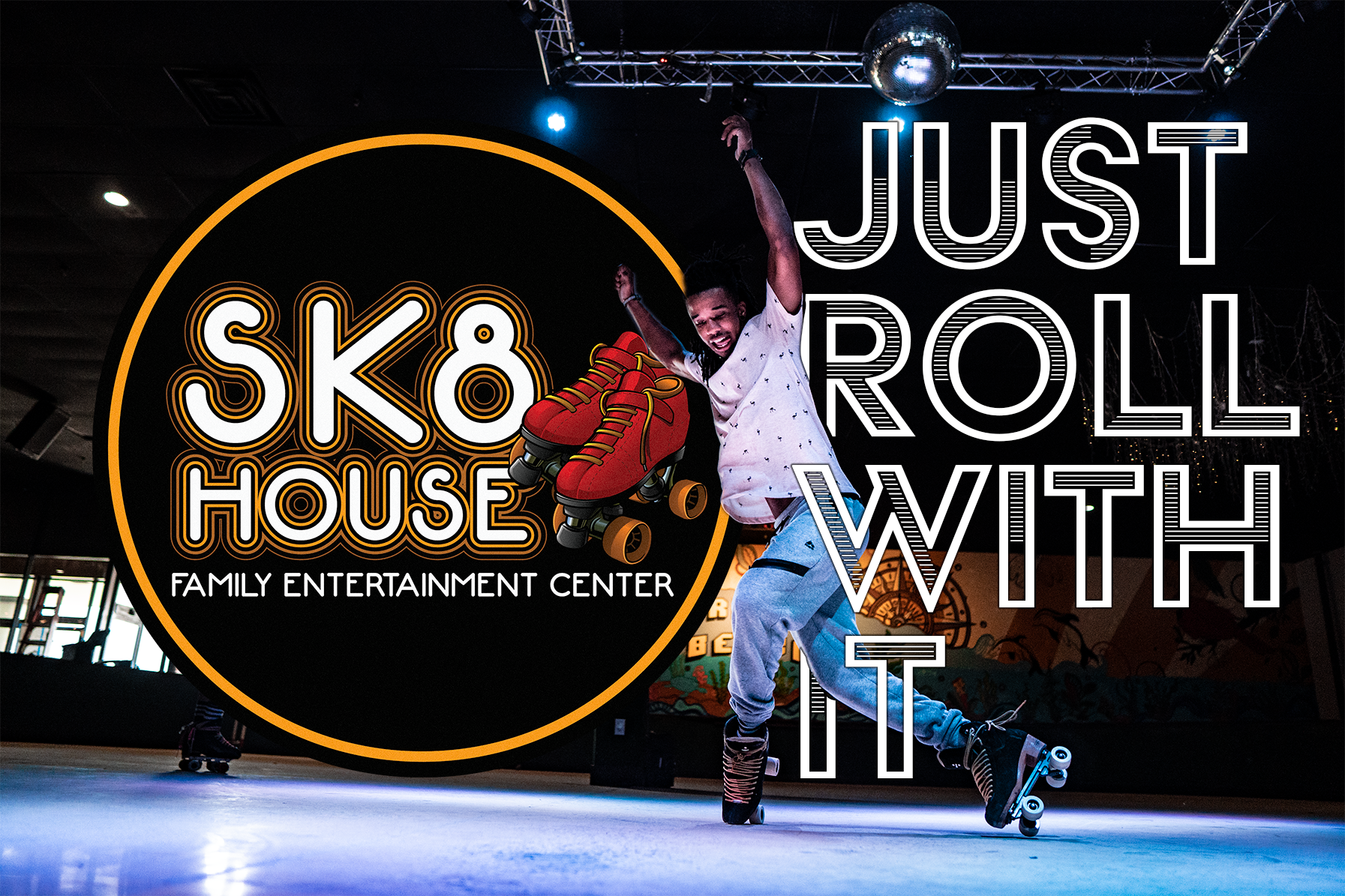 Roller Skating Virginia Beach & Event Spaces Hampton Roads